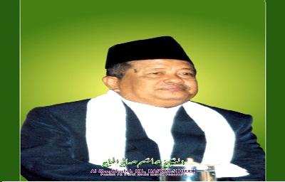 Biografi KH. Hasyim Sholeh