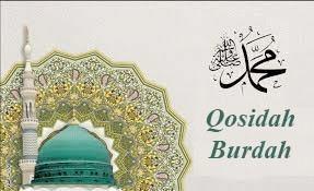 Lirik Lengkap Qosidah Burdah (Teks Arab)